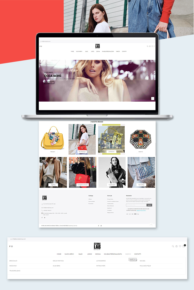 Store Lab Shop – ecommerce
